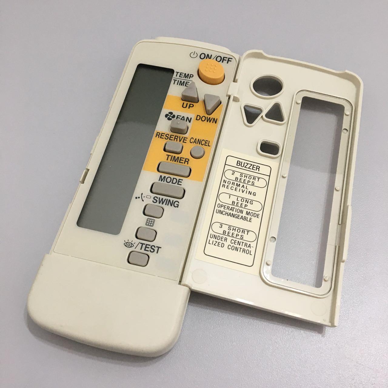 Controle Remoto Para Ar Condicionado Daikin BRC4C152 Original