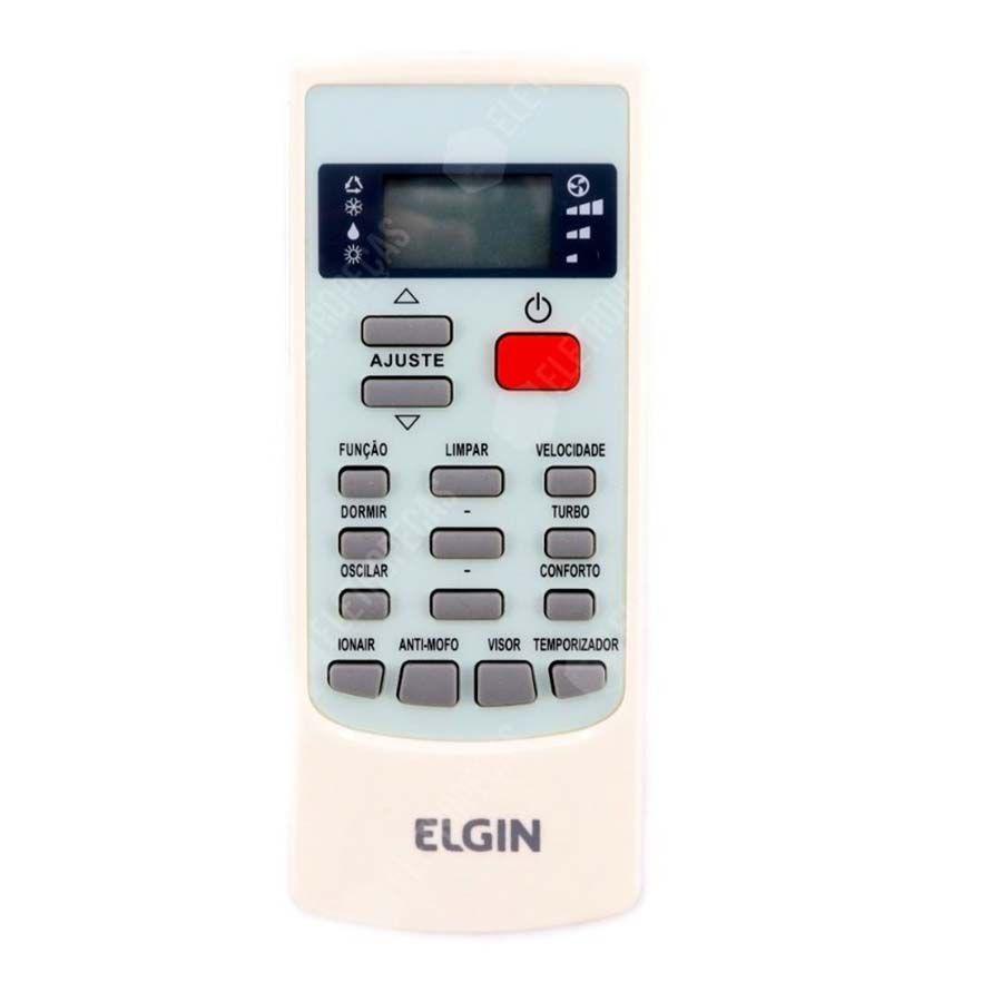 Controle Remoto Ar Condicionado Elgin YKR-H/002E Original