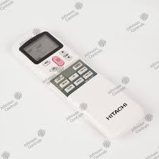 Controle Remoto Ar Condicionado Hitachi MD10109111203