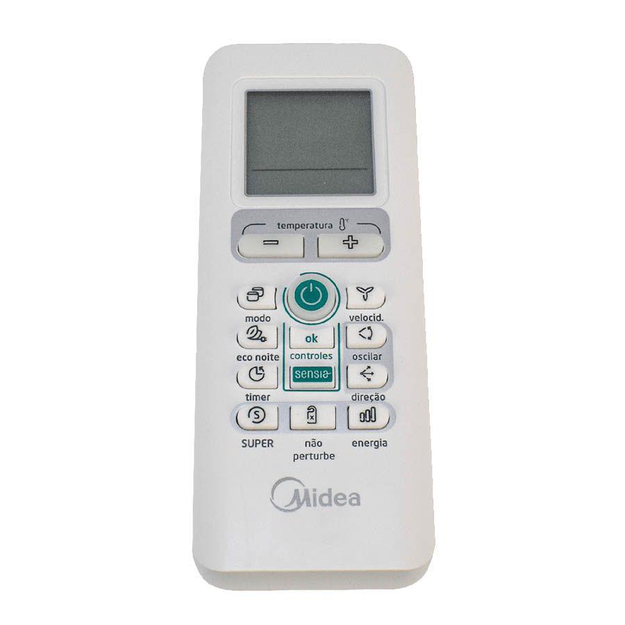 Controle Remoto Ar Condicionado Springer Midea 17317000A17101