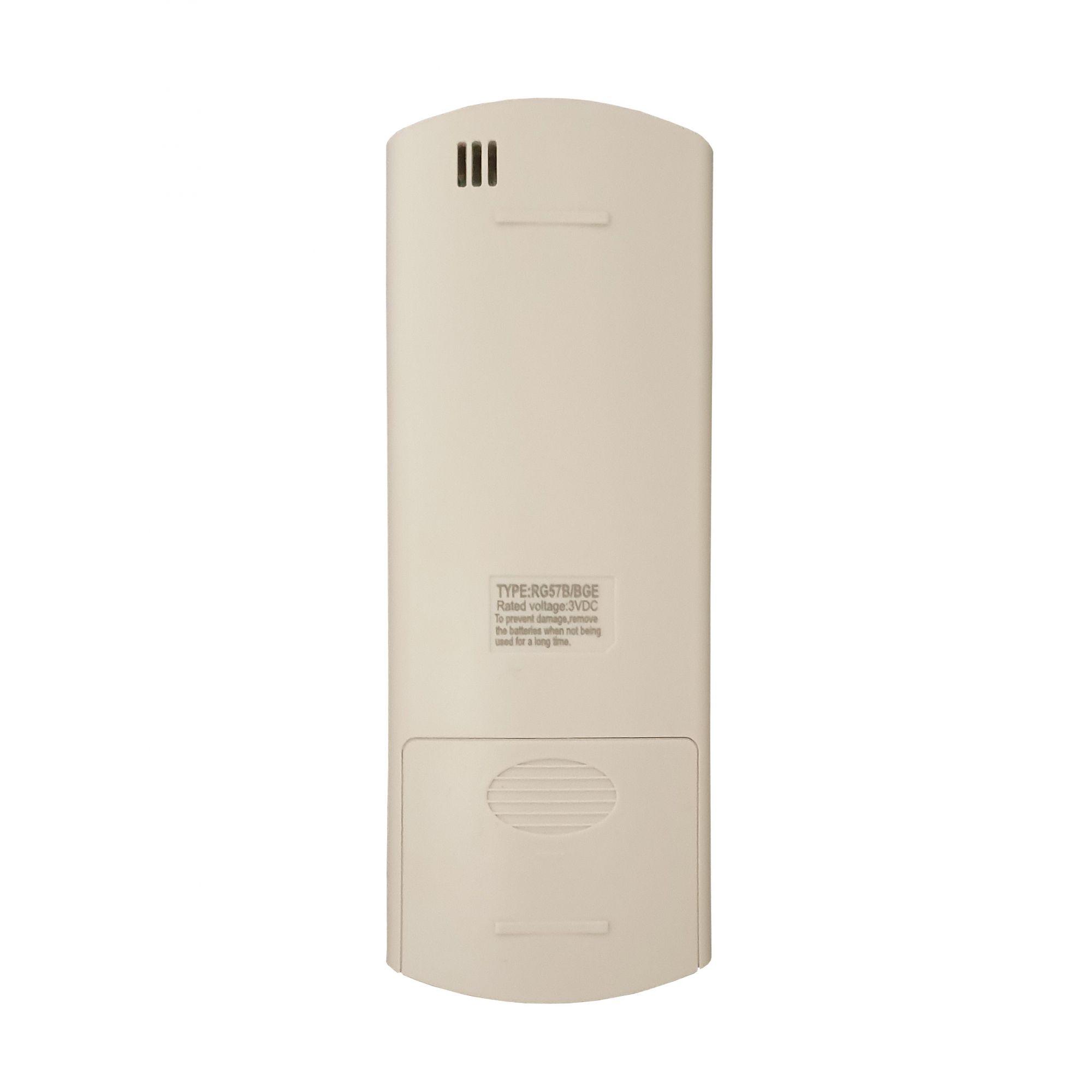 Controle Remoto Evaporadora Ar Condicionado Estilo Midea 2033550B0216