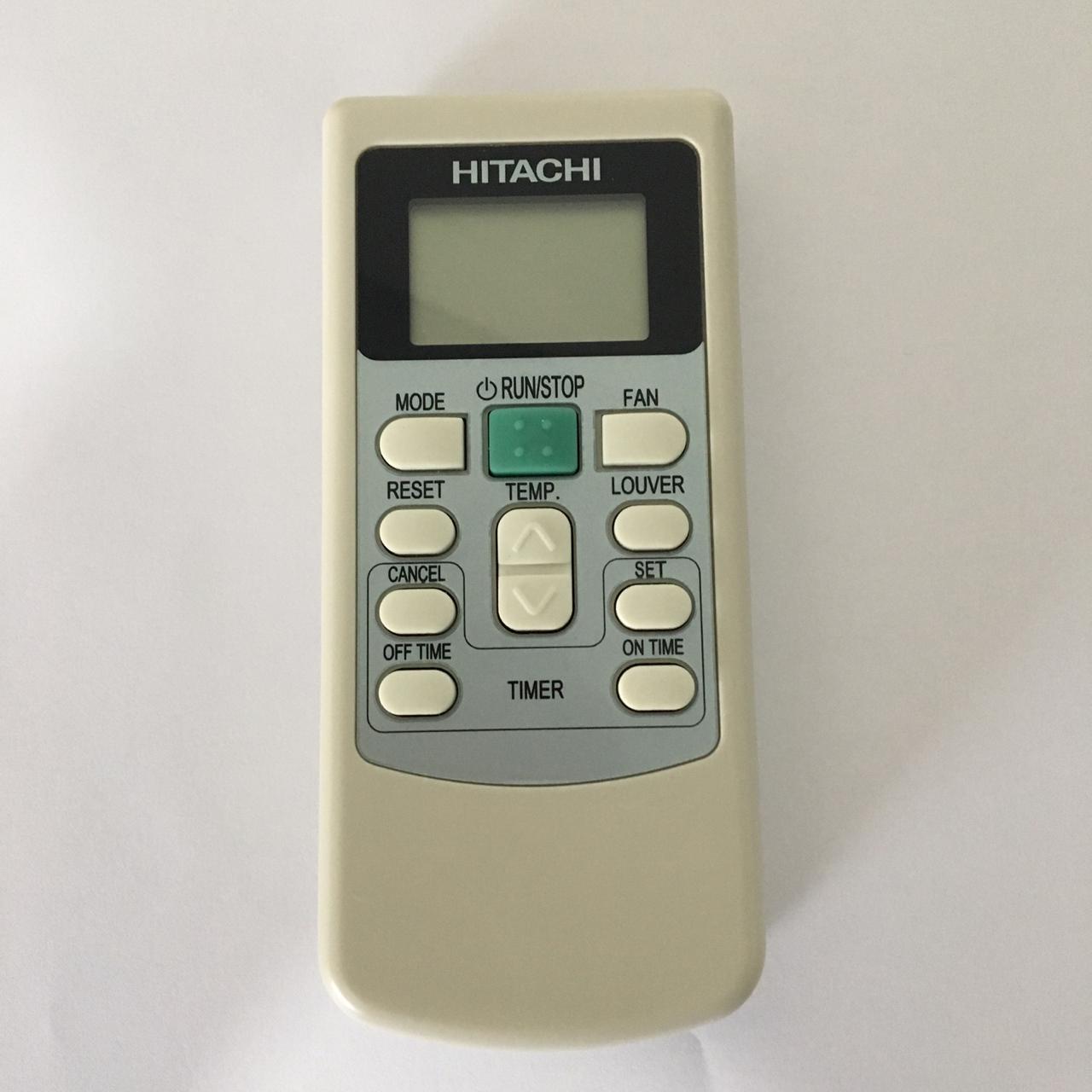 Controle Remoto Ar Condicionado Hitachi Evaporadora PCLH3A