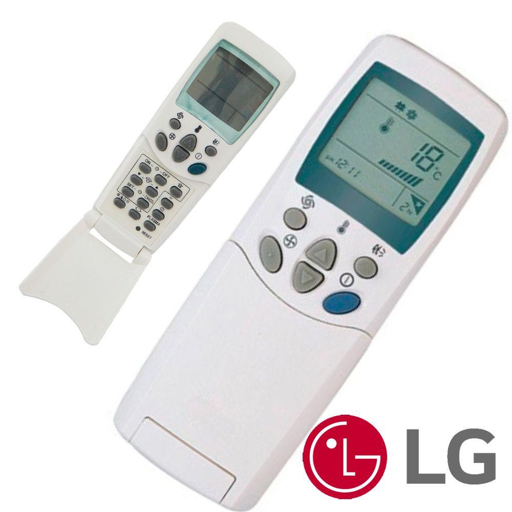 Controle Remoto Ar Condicionado Todos os Modelos LG Similar