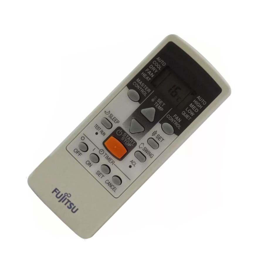 Controle Remoto Para Ar Condicionado Split Fujitsu Ar-je4 Original