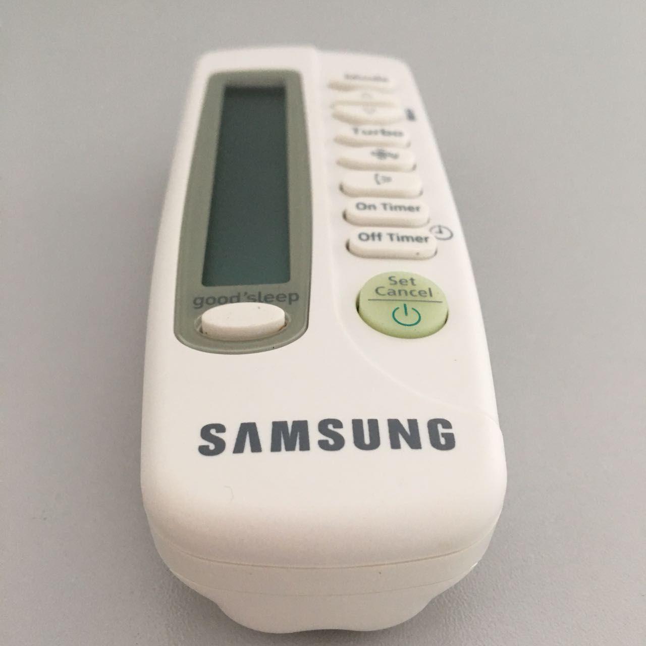 Controle Remoto Para Ar Condicionado Split Samsung