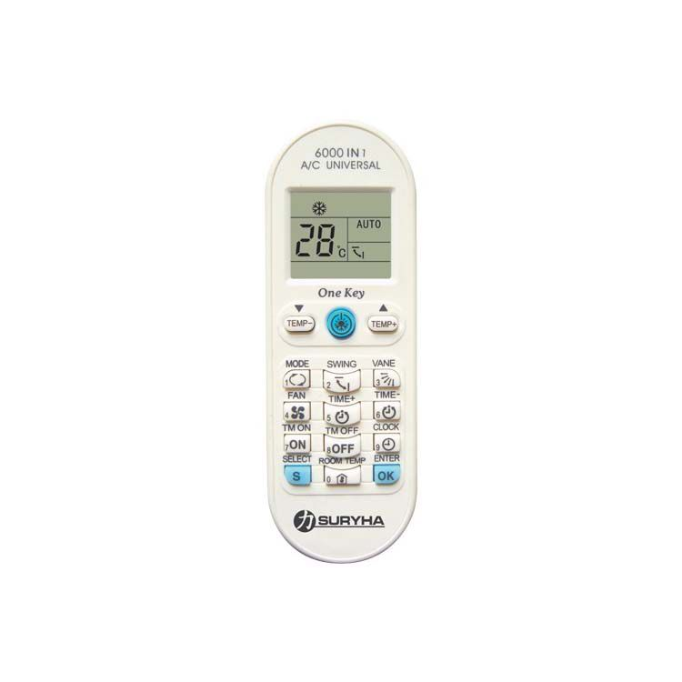 Controle Remoto Universal Premium Suryha 80150.093