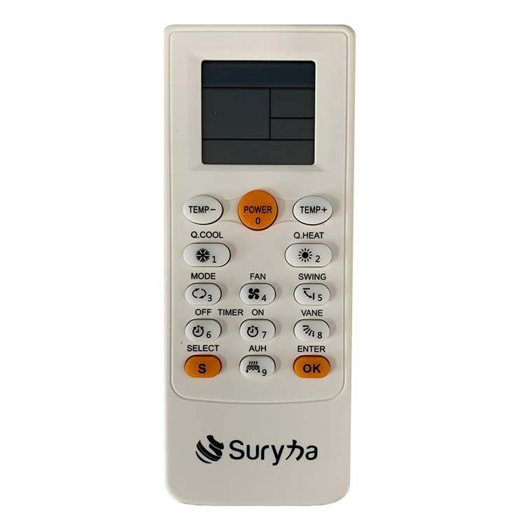Controle Remoto Universal Suryha 80150.063