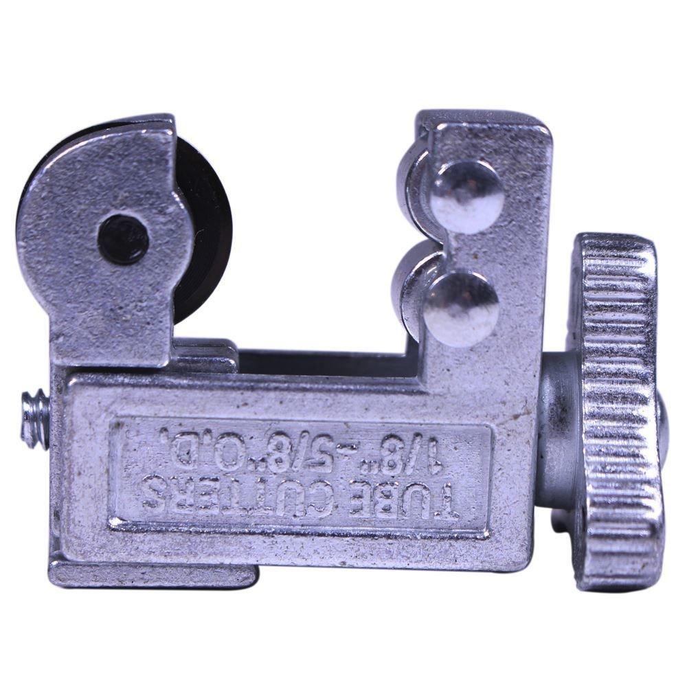 """Cortador de Tubos de Cobre e Alumínio 1/8"""" a 5/8"""" Mini"""