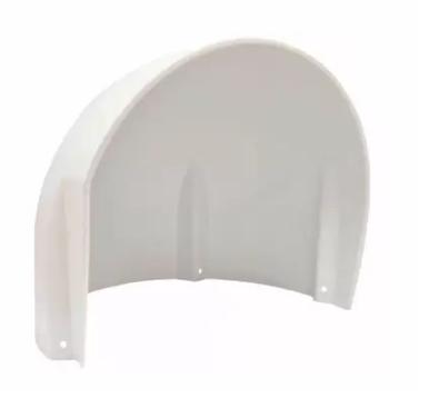 Defletor Condensadora Barril Midea AirVolution 18.000 a 30.000 Btus