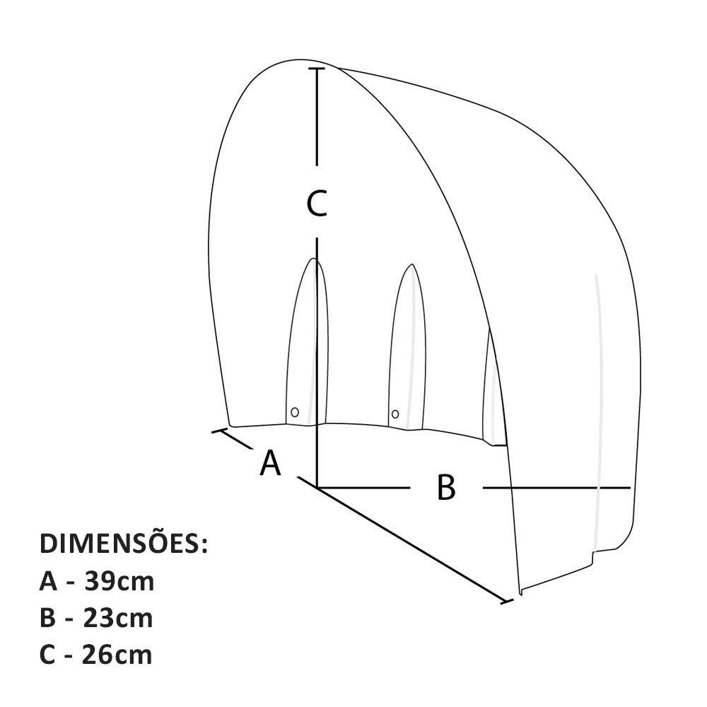 Defletor Condensadora Barril Split Springer 7.000 a 12.000 Btus