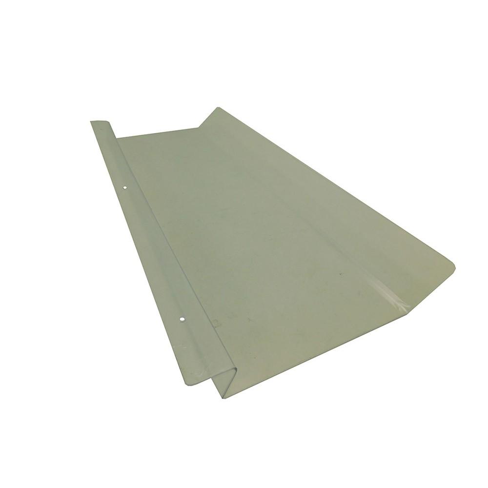 Defletor em Acrílico para Ar Condicionado Cassete 50 x 23,5 cm