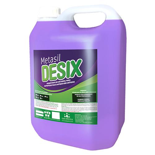 Desix Floral Bactericida Limpeza Ar Condicionado 5 Litros