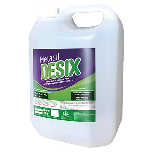 Desix Air Bactericida Limpeza Ar Condicionado 5 Litros