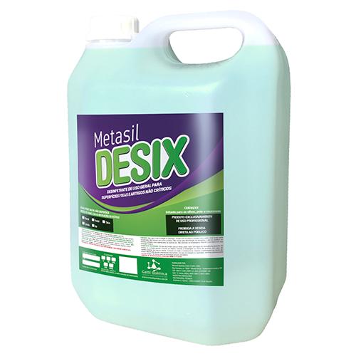 Desix Frutal Bactericida Limpeza Ar Condicionado 5 Litros