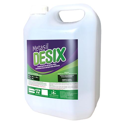 Desix Talco Bactericida Limpeza Ar Condicionado 5 Litros