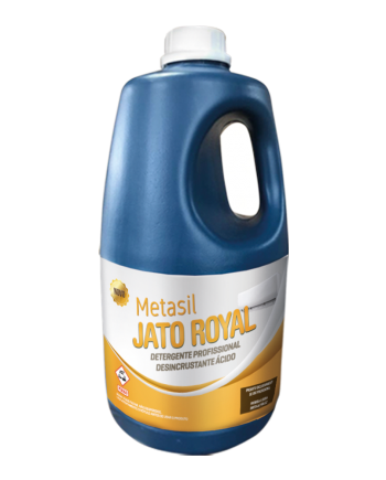 Detergente Profissional Desengordurante Ácido Jato Royal 1 Litro