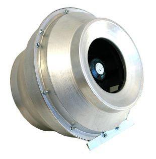 Exaustor ACI-250 Tipo Centrifugo InLine Sicflux 220V