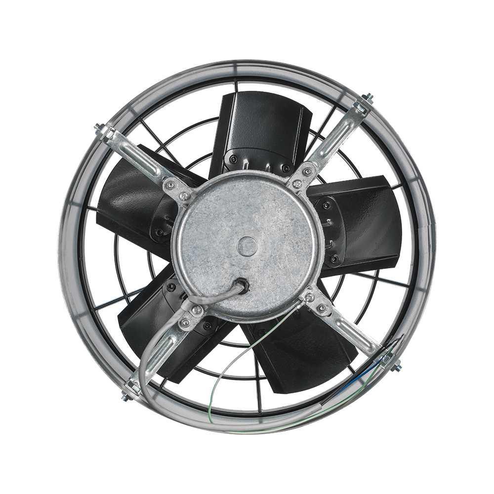 Exaustor Axial Comercial 30cm 110V Ventisol