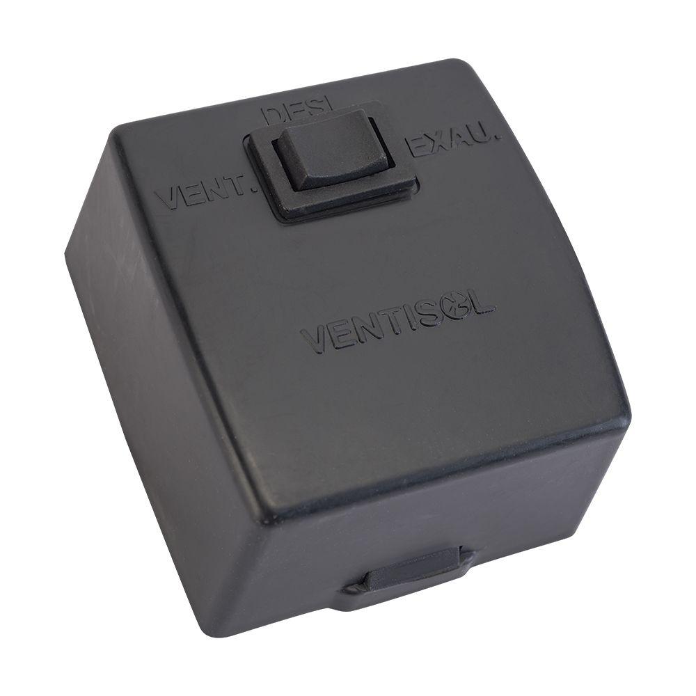 Ventilador Axial Exaustor Industrial 30cm 220V Premium - Ventisol