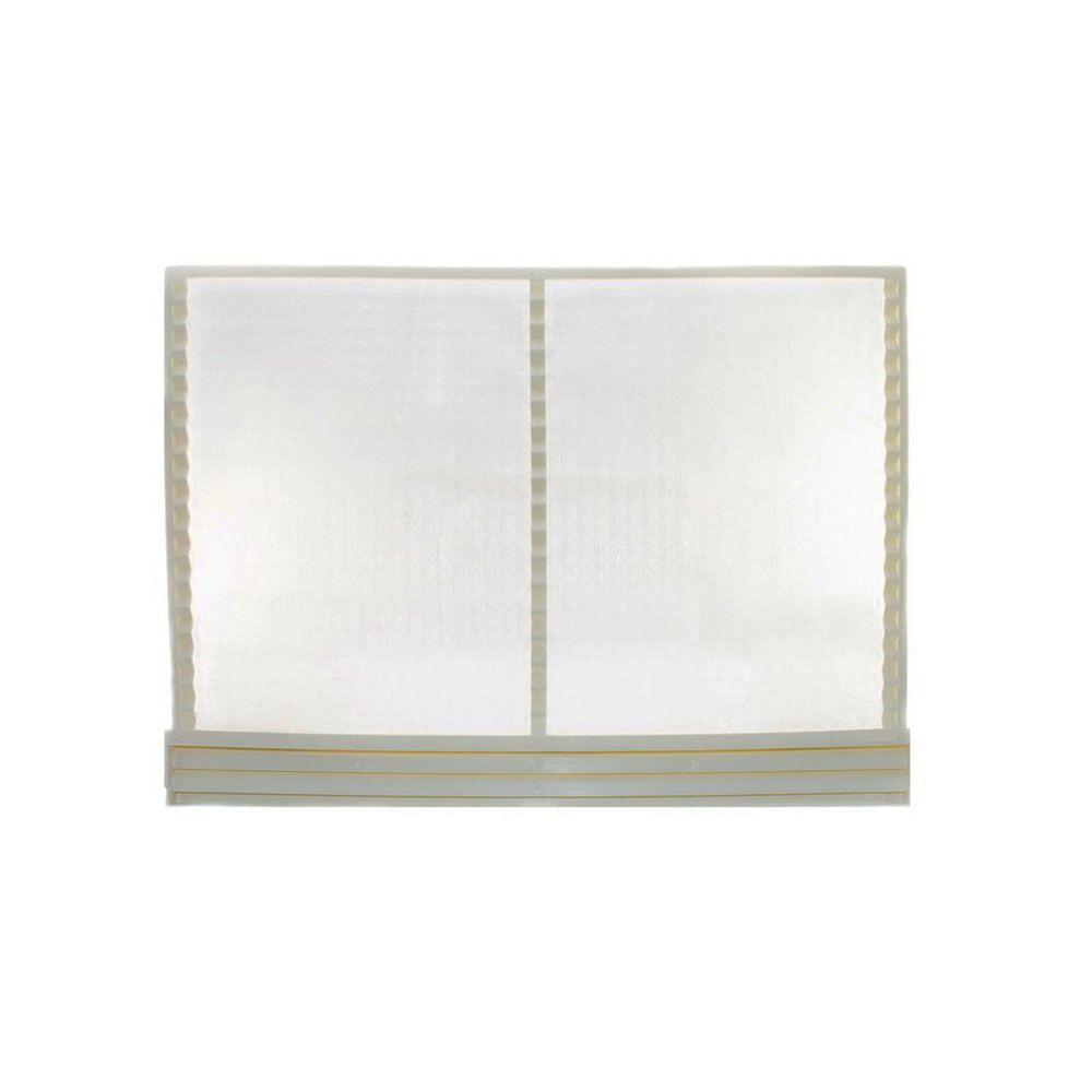Filtro de Ar Condicionado Evaporadora Piso Teto 48.000 60.000 Btus Springer Midea 201144690007