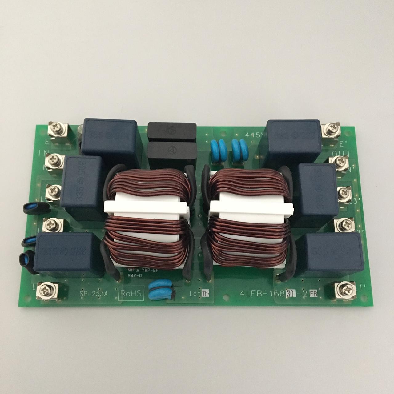 Placa Eletrônica Filtro De Ruído Hitachi 17B36433A
