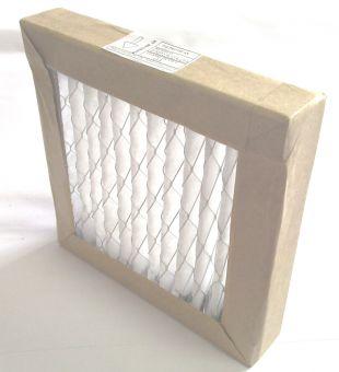 Filtro Plissado Branco G4 150x150x25mm