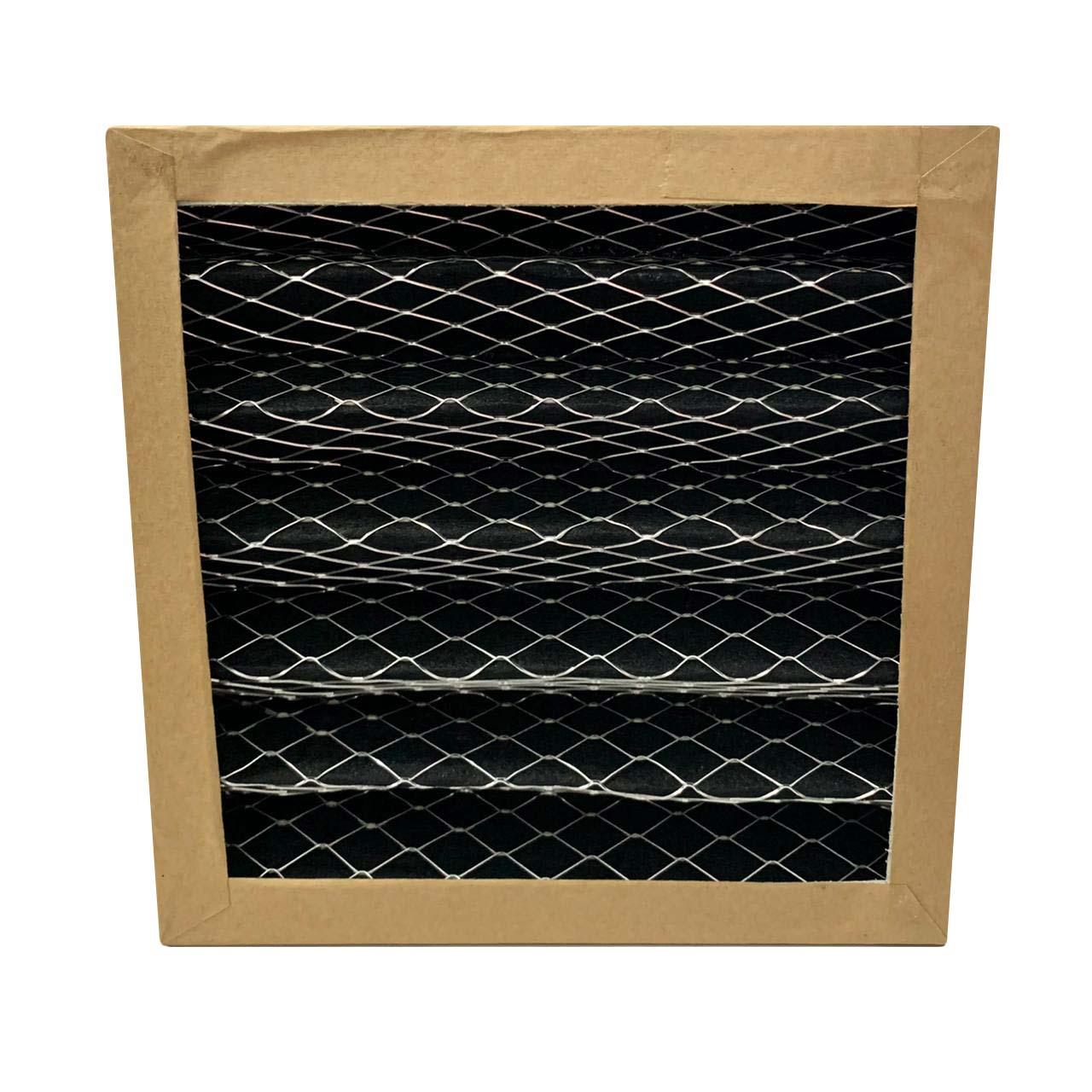Filtro Plissado Carvão Ativado Filbox 250x250x70mm
