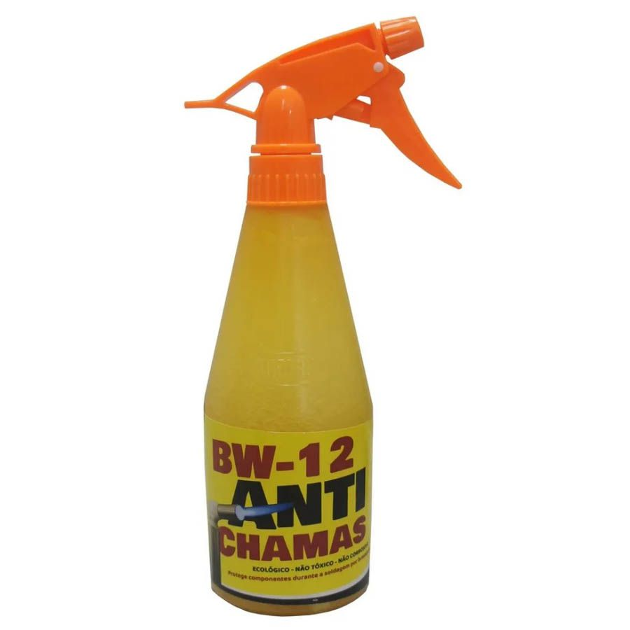 Gel Spray Antichamas BW12 Para Solda