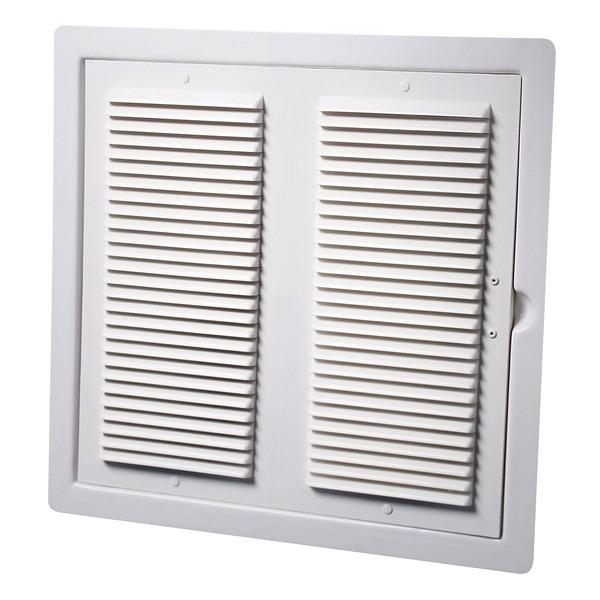 Grade de Acesso Ventilação 36 x 34 cm Branco Ventokit