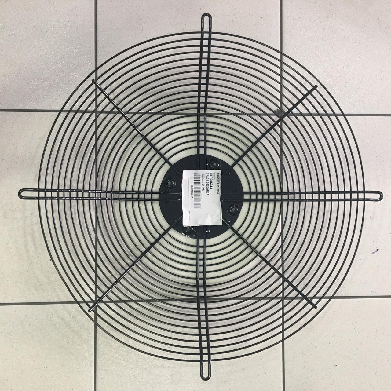 Grade Descarga Ar Condicionado Hitachi HLD28624A