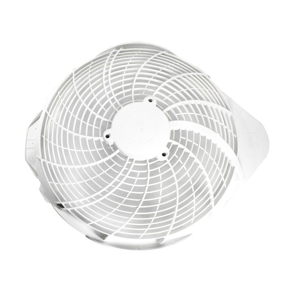 Grelha Ventilador Ar Condicionado Condensadora Springer Carrier 18.000 a 60.000 Btus 38801445