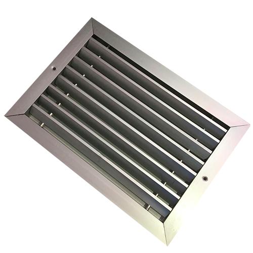 Grelha de Retorno Horizontal RHN em Alumínio 300x200mm
