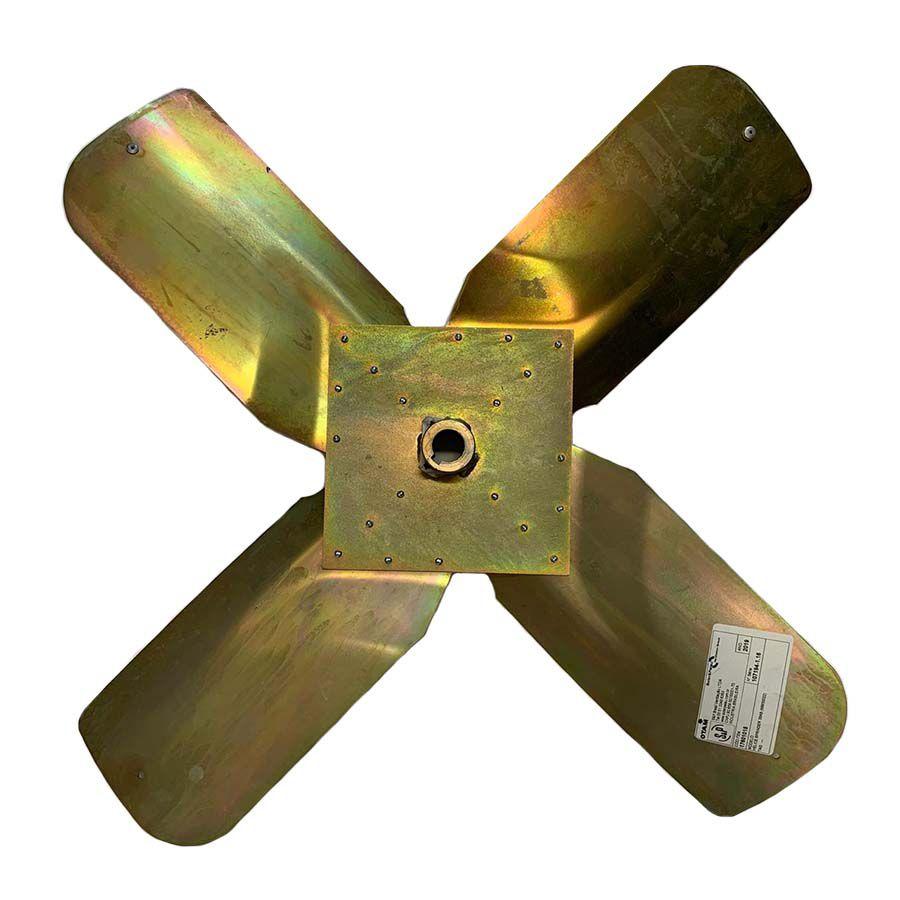 Hélice Ar Condicionado Condensadora Carrier 17601018