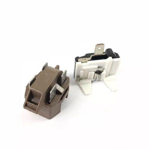 Kit com 15 Rele PTC + Protetor Térmico 110V