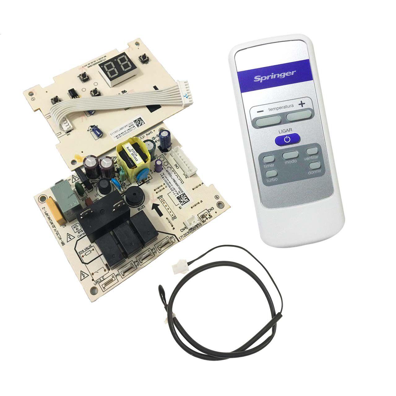 Kit Controle Completo Para ACJ Springer