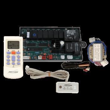 Kit Controle Remoto Placa Eletrônica Cassete MG-K7 Migrare