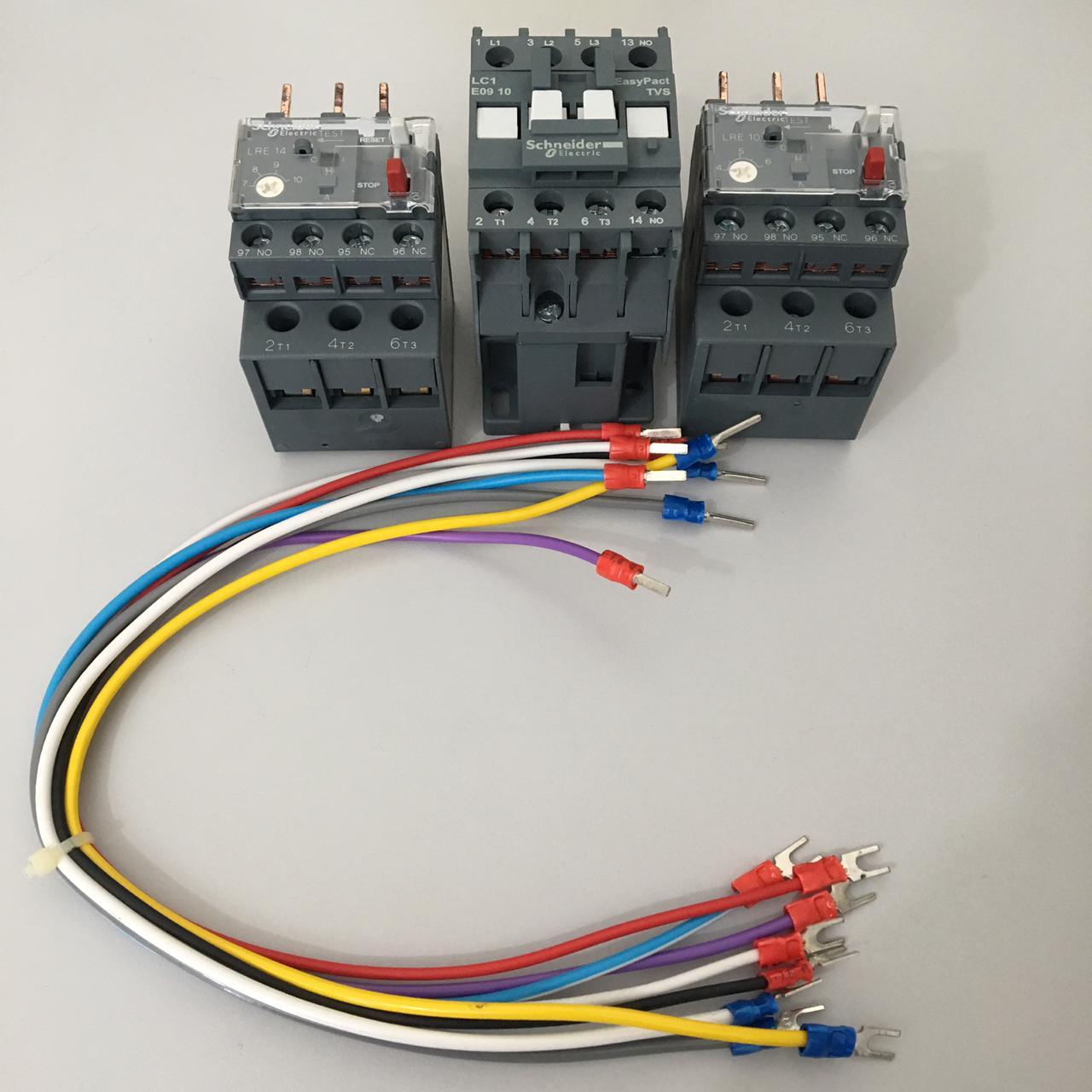 Kit de Acionamento do Modulo do Ventilador 15/20TR Hitachi KCO0041