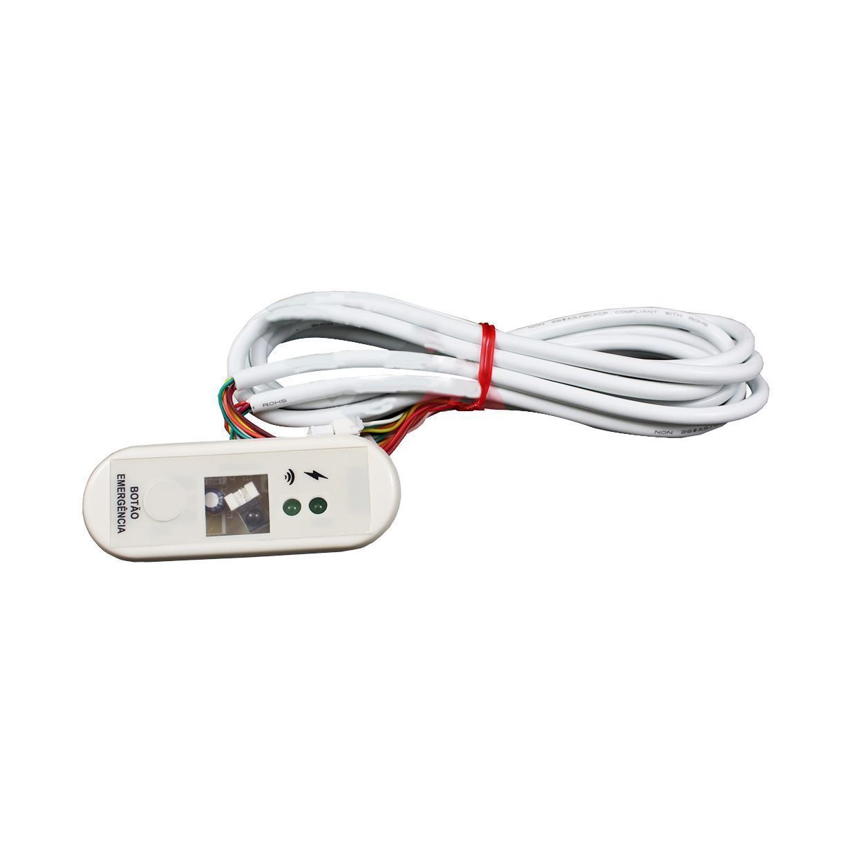 Kit Placa Receptora de Sinais e Sensor Receptor de Sinais Ar Condicionado Hitachi HLD27252A