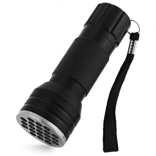 Lanterna Ultravioleta Led 10cm 80150.058 Suryha