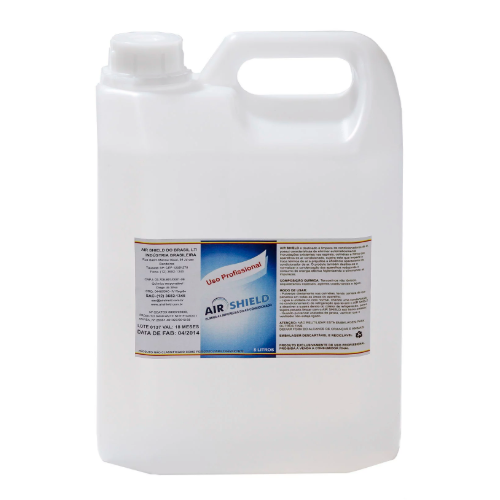 Limpeza e Higienização de Ar Condicionado 5 Litros Air Shield