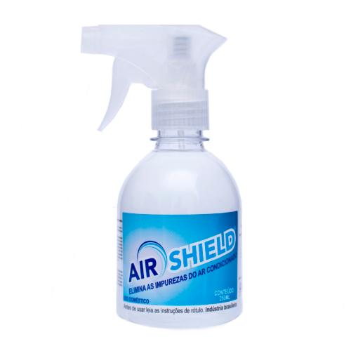 Limpeza e Higienização de Ar Condicionado Dose Única 250ml Air Shield