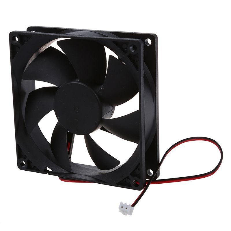 Micro Motor Ventilador Axial com Rolamento Cooler 12V/0.18A 92x92mm