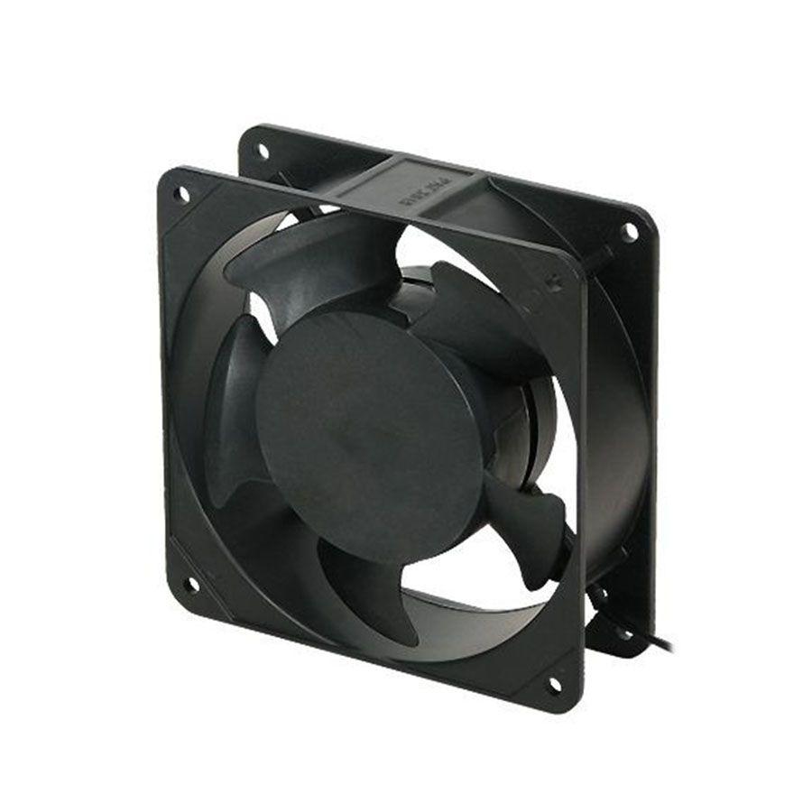 Micro Motor Ventilador Cooler Bivolt 4 Fios EOS 120x120x38mm