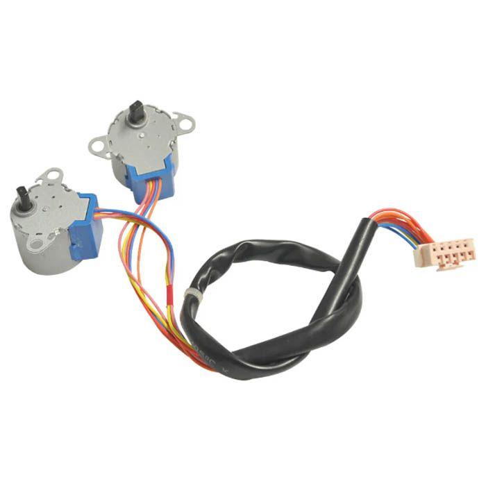 Motor Aleta Ar Condicionado Split Springer Highwall 2 Motores 42MCB/C 22.000 Btus