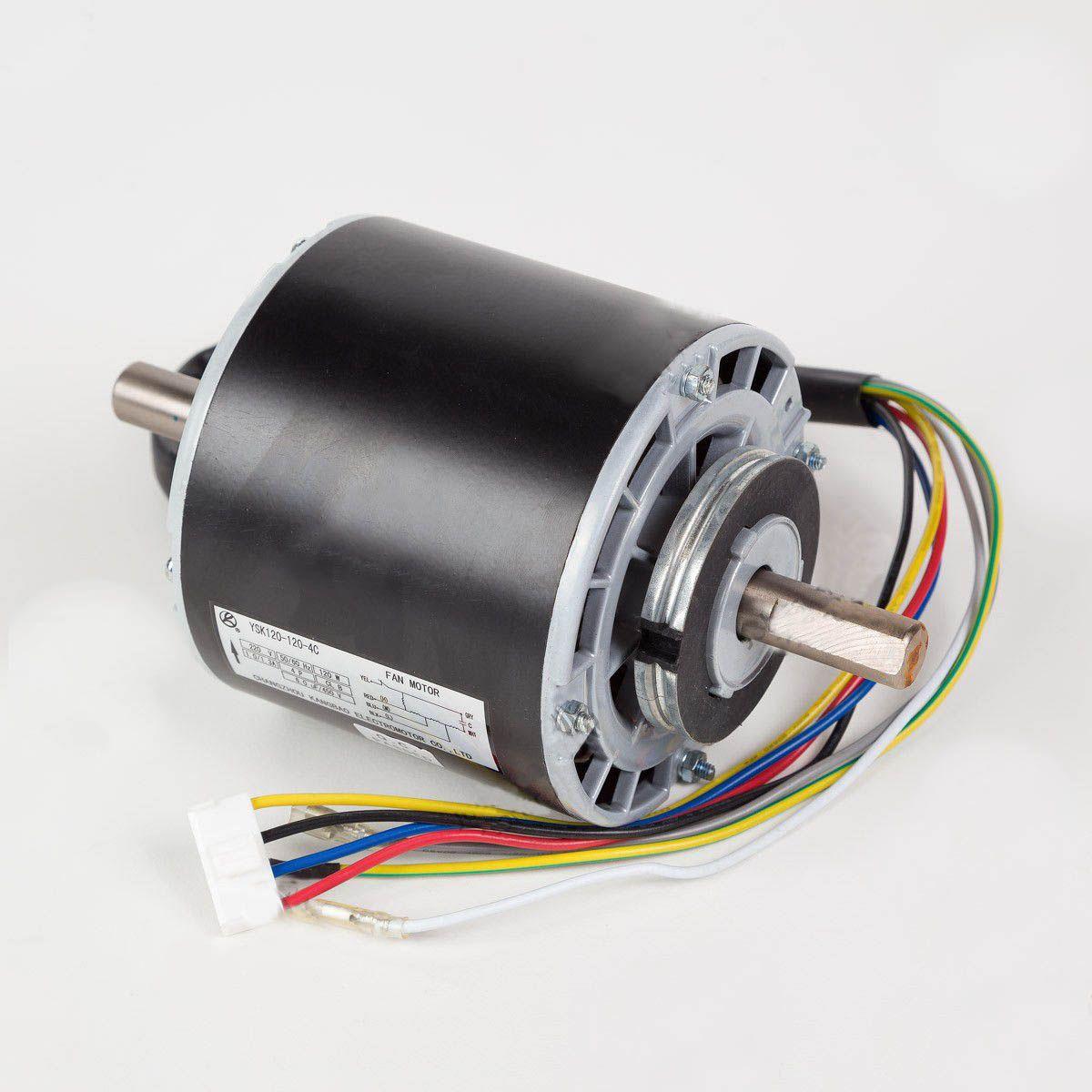 Motor Elétrico Monofásico Hitachi CF0048020