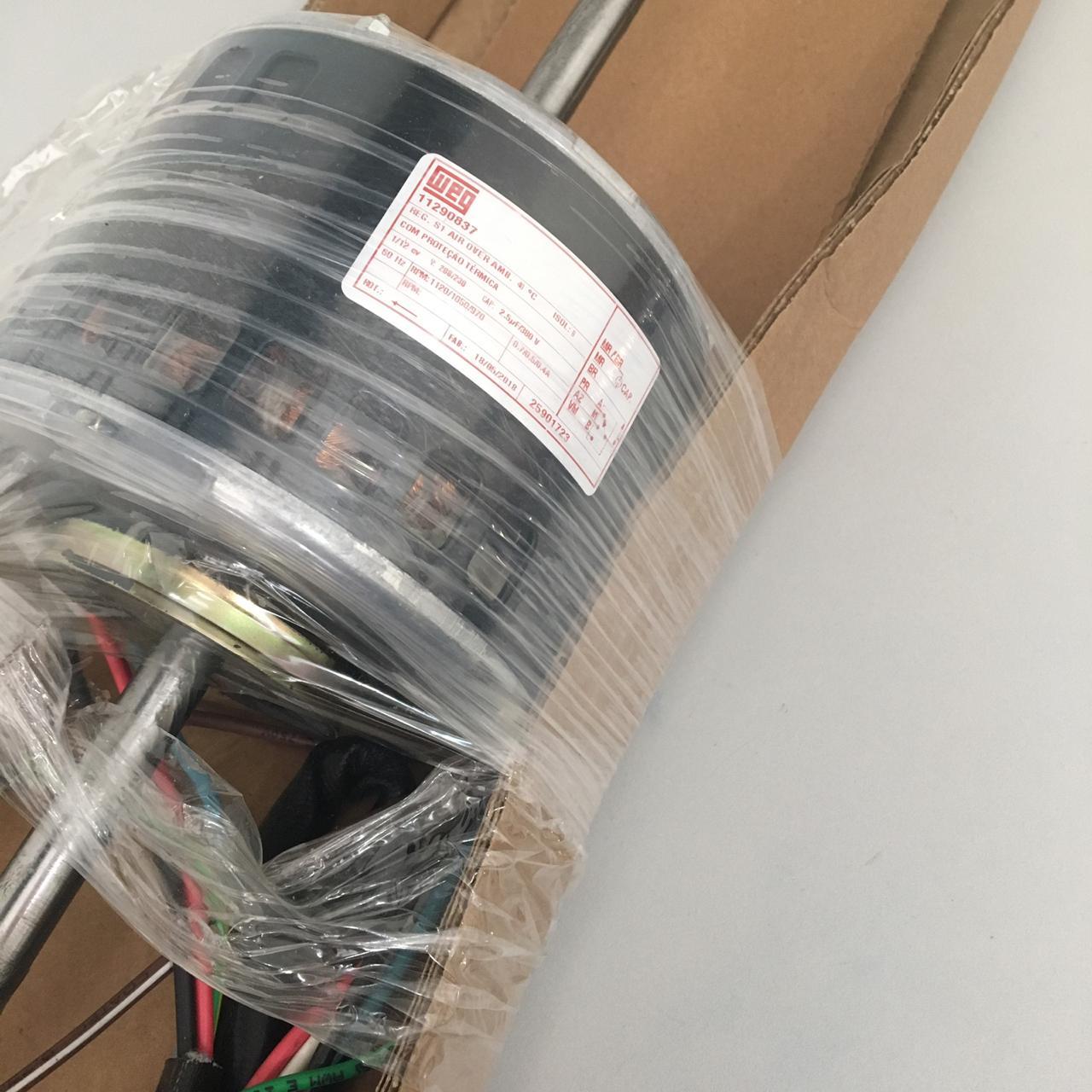Motor Elétrico Ventilador 1/2CV 60Hz 220v Weg 18.000 Btus 25901723