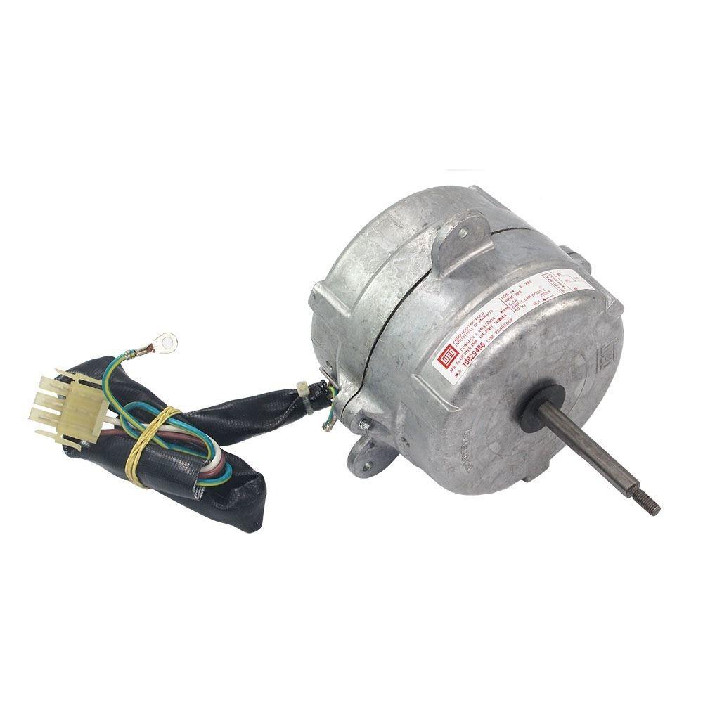Motor Elétrico Ventilador Condensadora Springer 1/25CV 60Hz 200V 25906091