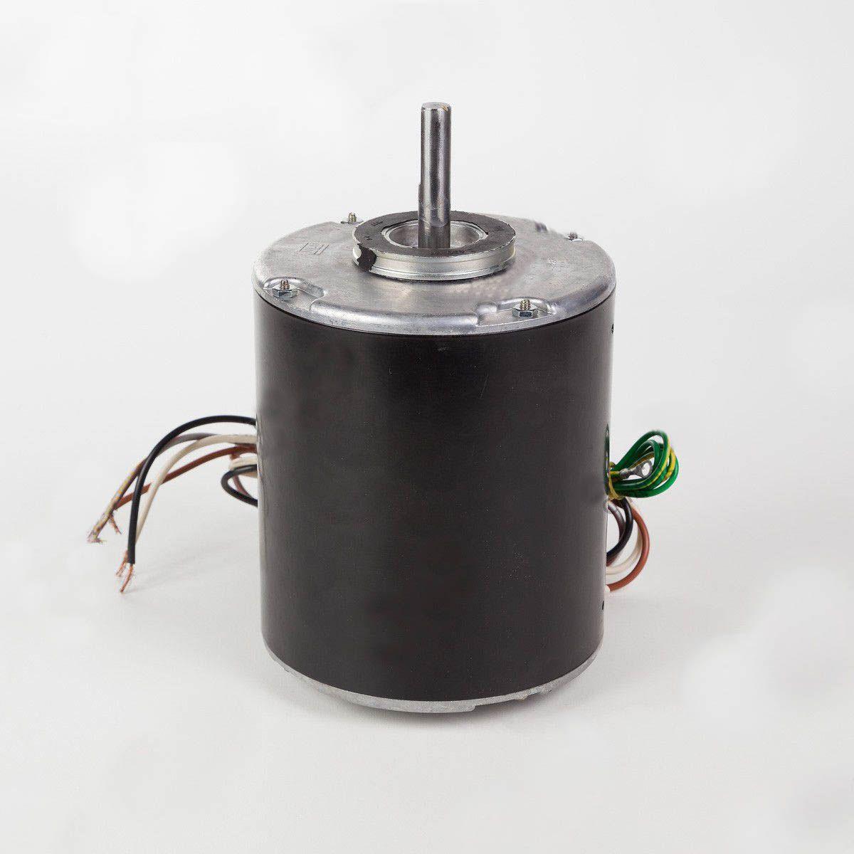 Motor Ventilador 1/4cv 8P 220V Hitachi HLD9983A