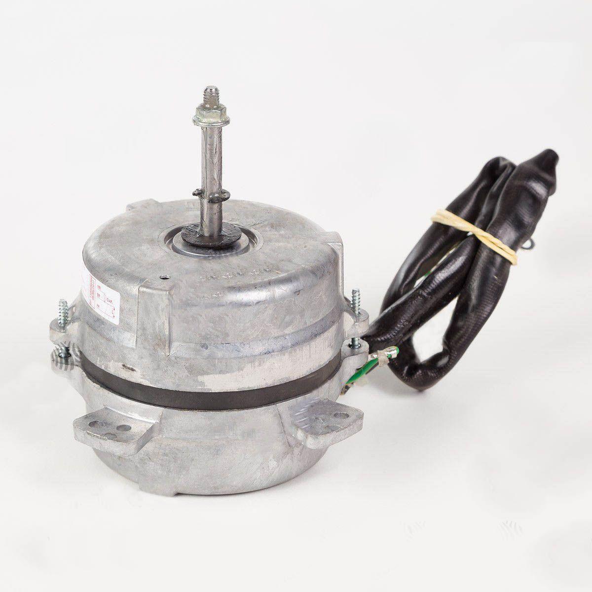 Motor Ventilador Condensadora 1/15CV 220/60/1F 1V 2,5 18.000 a 30.000 Btus HLD38406A Hitachi