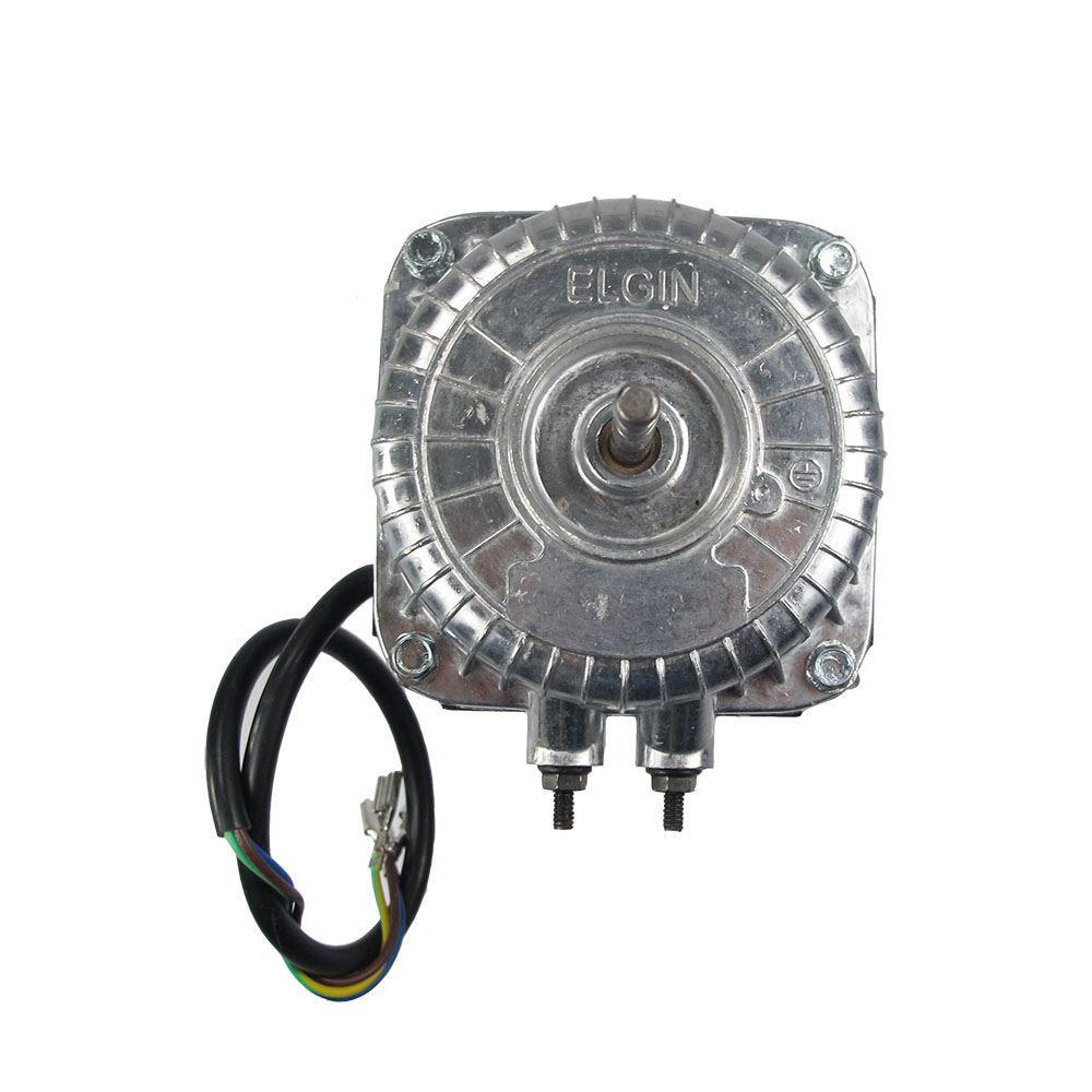 Motor Ventilador Condensadora Ar Condicionado Split Elgin 7000 220V 60Hz